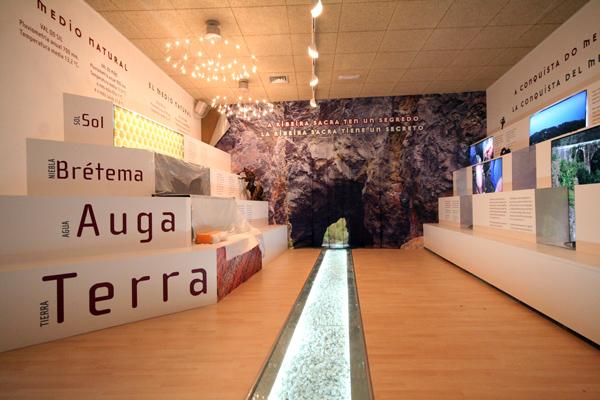 VISITA CENTRO DE INTERPRETACIÓN DA RIBEIRA SACRA — 1ºEP