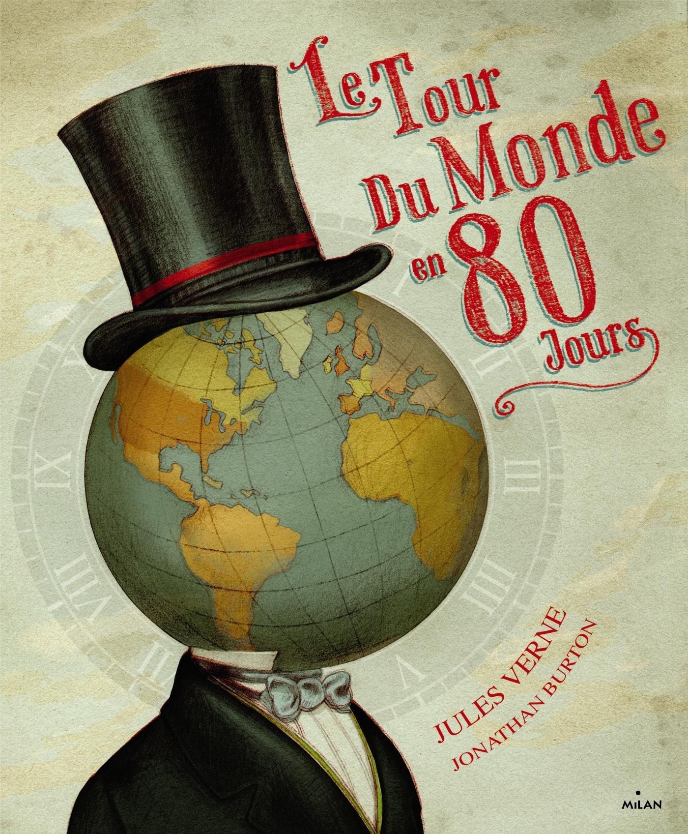 TEATRO EN FRANCÉS: LE TOUR DU MONDE EN 80 JOURS (LUGO) 1º Y 2º ESO