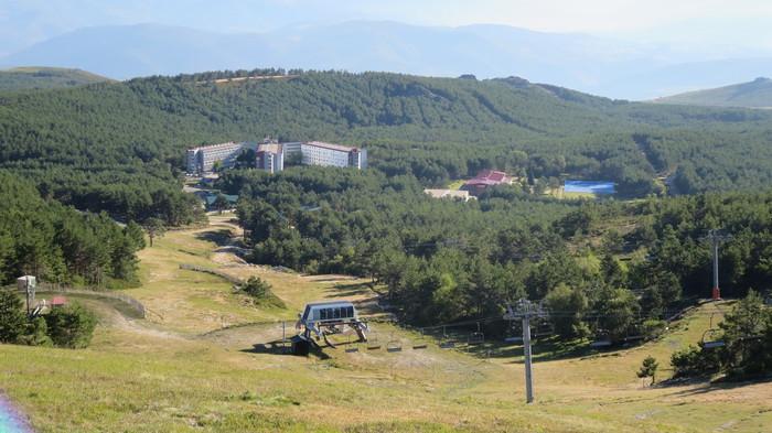 Excursión a Manzaneda (4º Primaria)